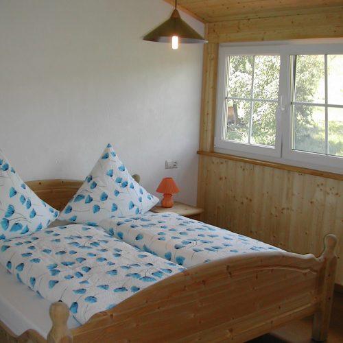 Schlafzimmer, Wohnung 4